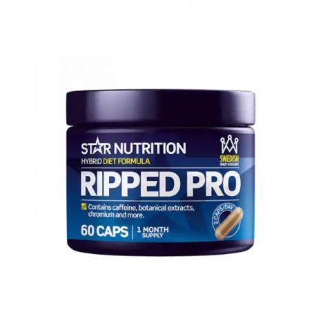 Star Nutrition Ripped Pro 60 caps
