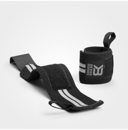 Better Bodies Wrist Wraps Black
