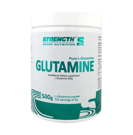 Strength L-Glutamin