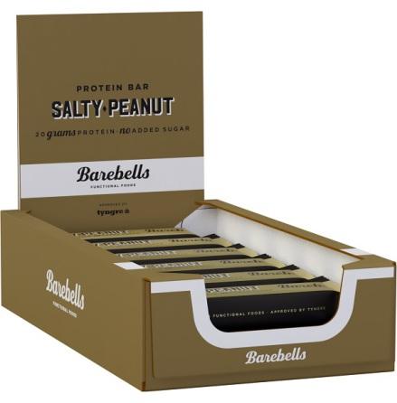 Barebells Protein Bars Salty Peanut