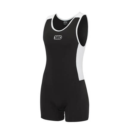 SBD Singlet Men Black & White