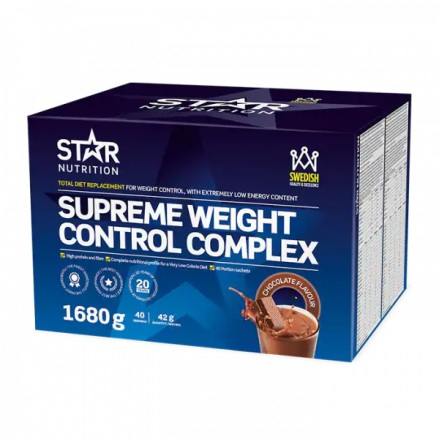 Star Nutrition Supreme Weight Control Complex