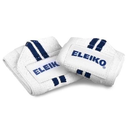 Eleiko Wristwraps - White