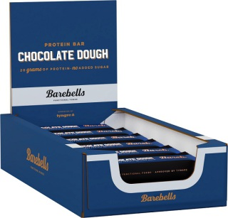 Barebells Protein Bars Chocolate Dough