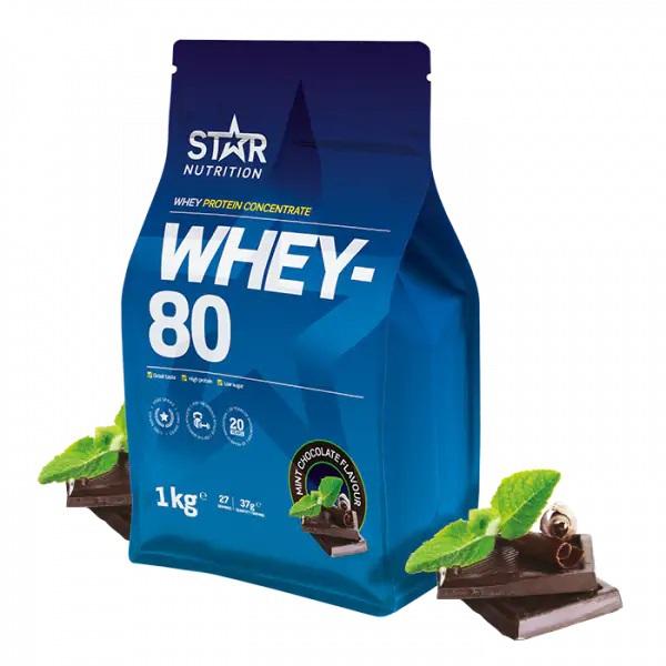vad är whey 80