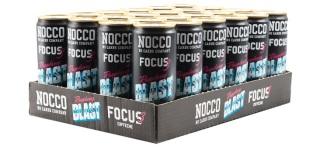 Nocco Focus Raspberry Blast 24 x 330ml