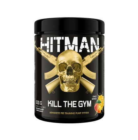 Swedish Supplements Hitman