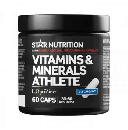 Vitamins & Minerals Athlete