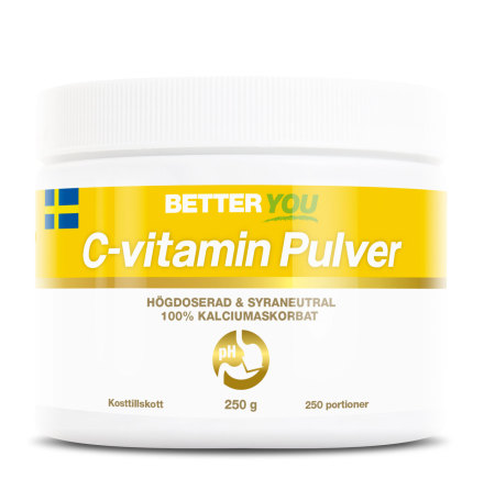 C Vitamin Pulver