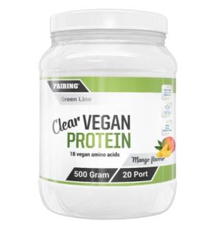 Fairing Clear Vegan Protein