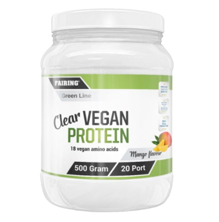 Fairing Clear Vegan Protein