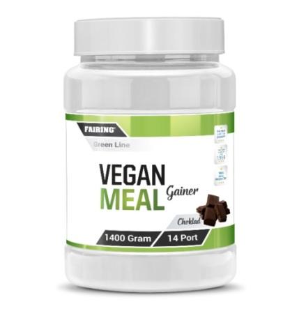 Fairing Vegan Meal
