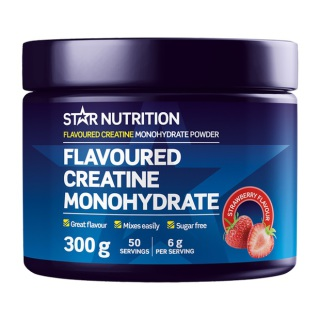 Flavoured Creatine Monohydrate