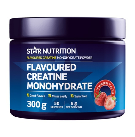 Flavoured Creatine Monohydrate