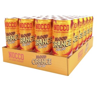 Nocco Blood Orange 24 x 330ml