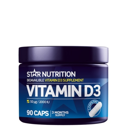 Star Nutrition VItamin D3