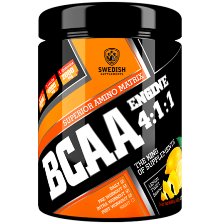 Swedish Supplements BCAA Engine, 400g
