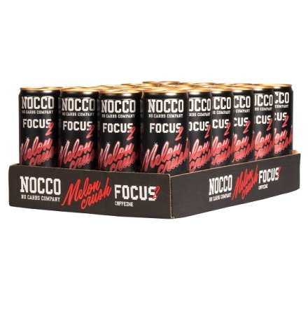 Nocco Melon Crush 24 x 330ml