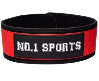 No.1 Sports Wod Belt Red