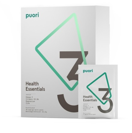 Puori P3 Health Essentials