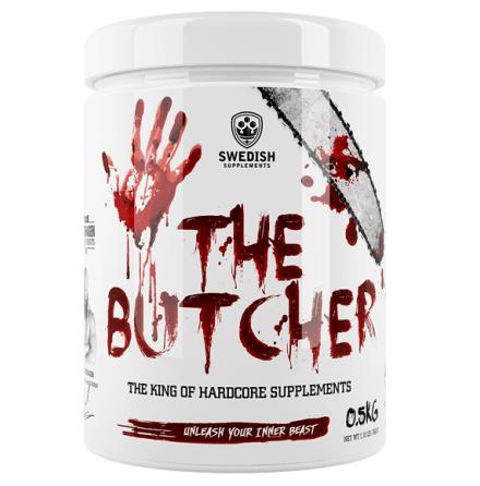 Swedish Supplements The butcher, 500g