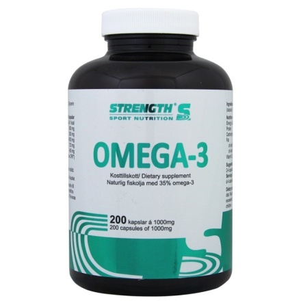 Strength Omega-3