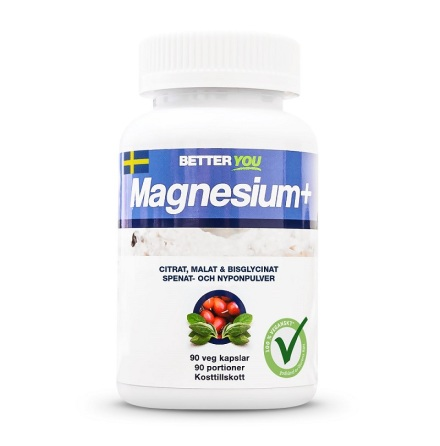 Better You Magnesium Plus
