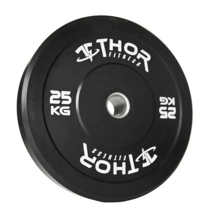 Thor Fitness Bumper Plates