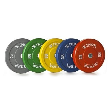 Bumper Disc Colored