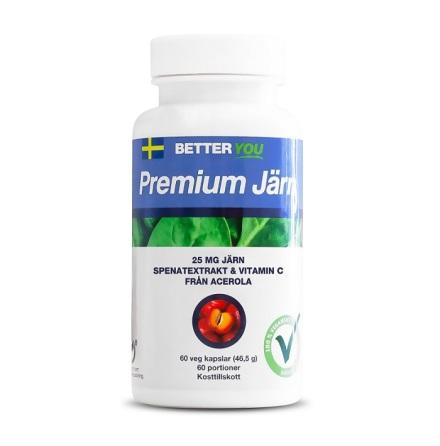 Better You Premium Järn