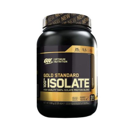 Gold Standard 100% Isolate, 930g