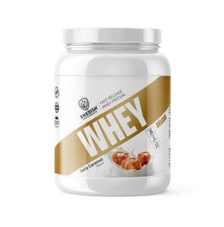 Swedish Supplements Whey Protein deluxe, 1kg
