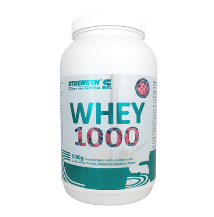 Strength Whey Protein 1000