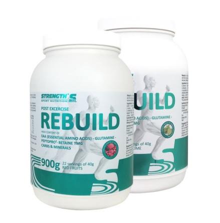 Strength Rebuild, 900g