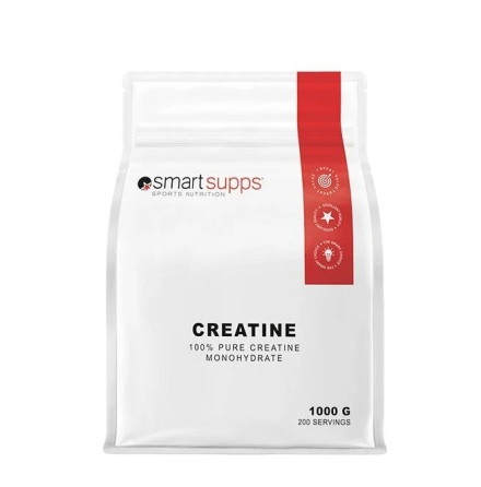 100% Pure Creatine Monohydrate, 1kg