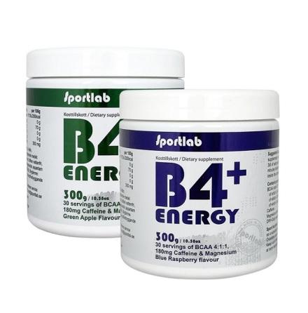 Sportlab B4+ Energy, 300g