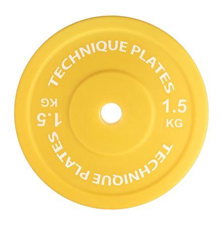 Teknikvikt I Plast, 1,5 kg