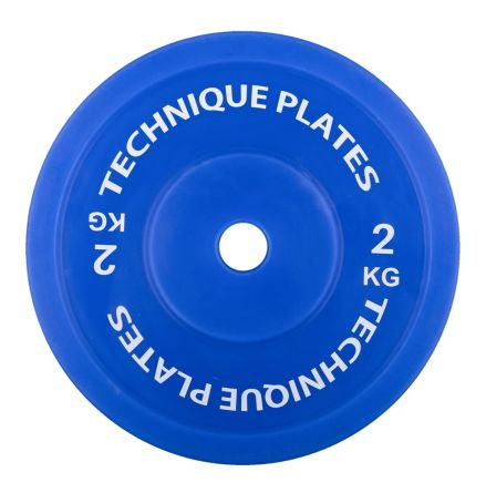 Teknikvikt I Plast, 2 kg