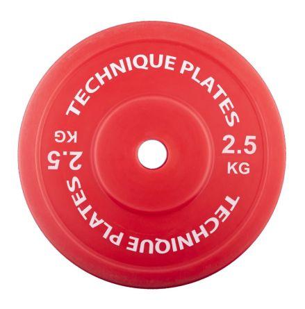 Teknikvikt I Plast, 2,5 kg