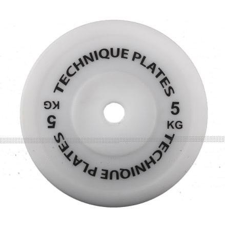 Teknikvikt I Plast 5 kg