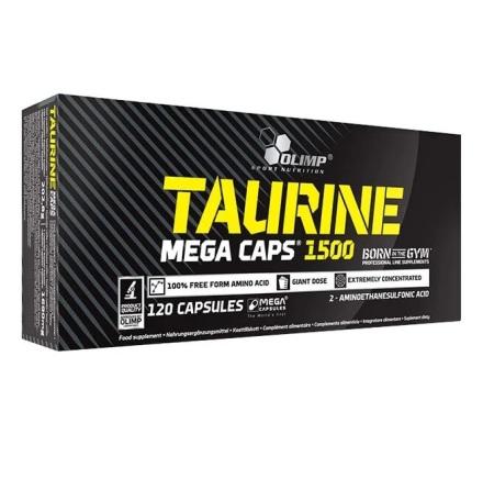 Taurine Mega Caps, 120 caps