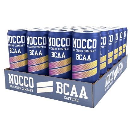 Nocco Cloudy Soda 24 x 330ml