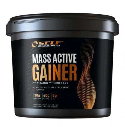 Mass Active Gainer, 4000g
