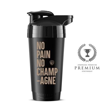 "Shaker X  ""No Pain No Champagne"", 700ml"
