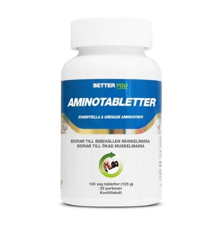 Aminotabletter, 100 tabs