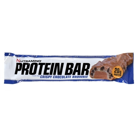 Nutramino Bar Crispy Chocolate Brownie 12st