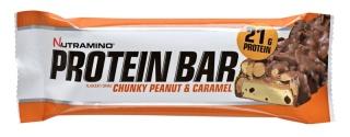 Nutramino Bar Chunky Peanut & Caramel - 12st