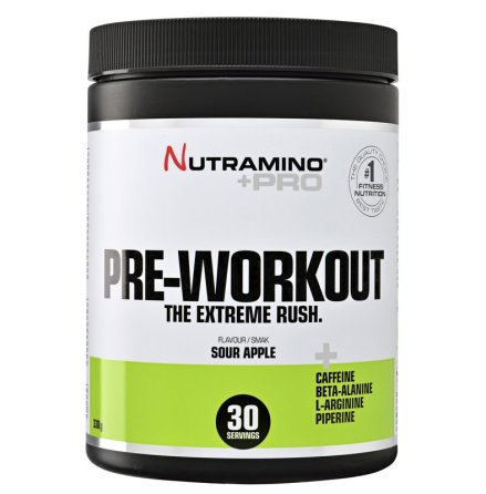 Nutramino Pre-Workout