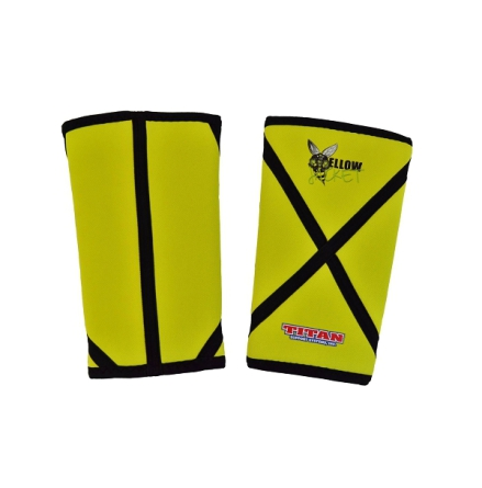 Titan Knäskydd Yellow Jacket IPF