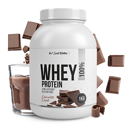 Vassleprotein - No.1 Sports 100% Whey Protein